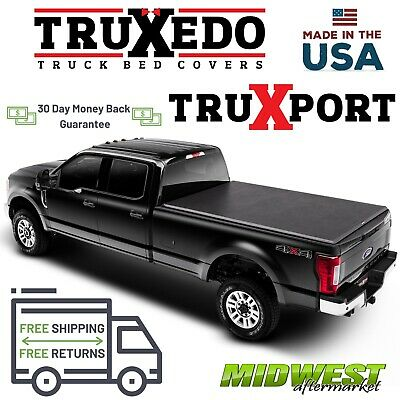 "Truxedo TruXport Soft Roll Up Tonneau Cover For 17-19 Ford F-250 F-350  6'9"" Bed"