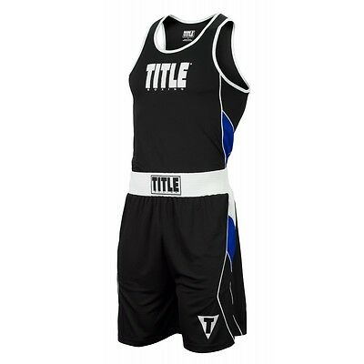 Title Aerovent Elite Amateur Boxing Set 8