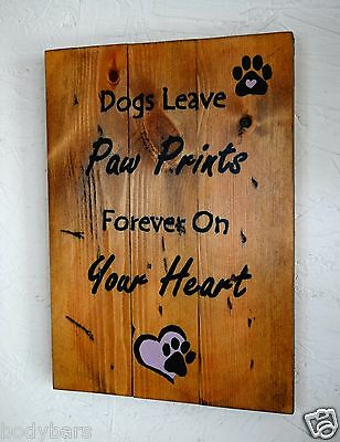 Wall Sign Plaque Handmade Reclaimed Pallet Sign Every Family Theme A4 Size
