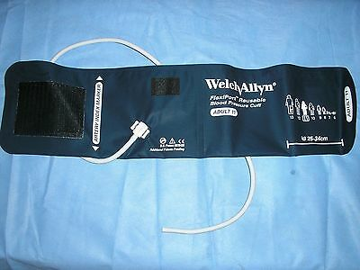 Blood Pressure Cuff and Tube  Adult size 11 Sphygmomanometer Cuffs 25 to 34cm