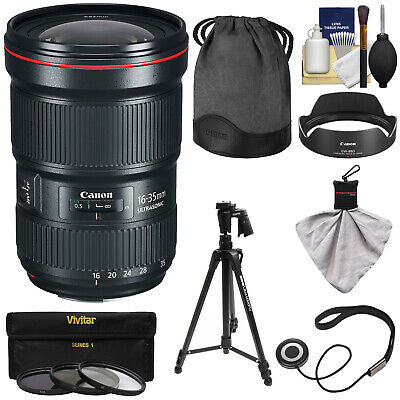CANON EF 16-35MM f/2 8L III USM Zoom Lens for EOS 80D 7D 5D Mark III T6 T6i  T6s