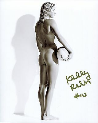 Kelly Rulon Usa Water Polo Signed 8X10 Photo Olympic Games Gold Medal Winner