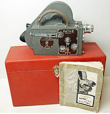 CAMERA PATHE WEBO  - Modèle  SUPER 16 - 16 mm  - N°11156