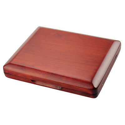 for 5pcs Reeds Bassoon Reed Holder Box Wooden Maple Durable