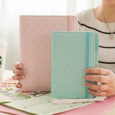 Pure light color classic my DIY diary A5 A6 spiral journal gift, 80P