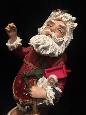 Duncan Royale NAST Santa Collector's Edition R. Rodrigues 1983NUMBERED