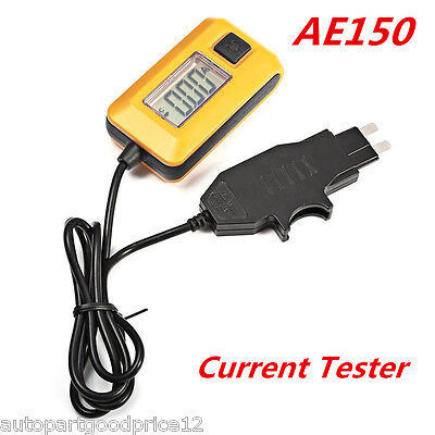 12V 23A Automotive Car Current Tester by Fuse Galvanometer Diagnostic Tool AE150