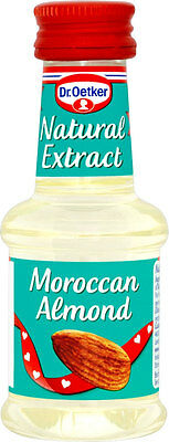 Dr. Oetker Moroccan Almond Natural Extract (35ml) FREE UK DELIVERY
