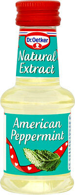 Dr. Oetker American Peppermint Natural Extract (35ml) FREE UK DELIVERY