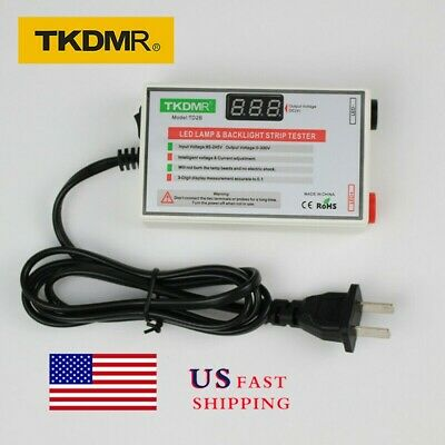 LED Tester 0-260V Output Multipurpose LED Lamp LED TV Backlight Tester Tool