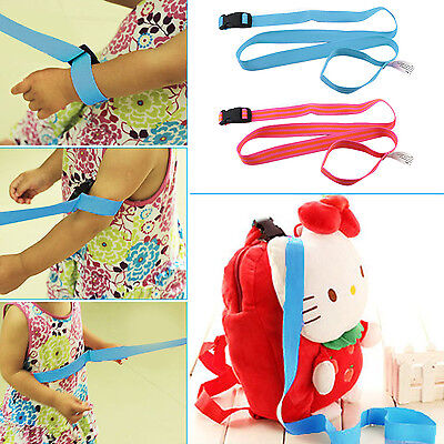 New Baby Child Safety Wrist Anti Lost Link Toddler Harness Leash Adjustable Belt
