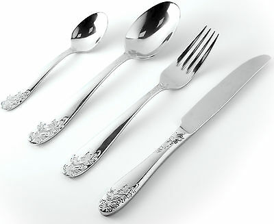 Viners 16 Piece 18/10 Stainless Steel Cutlery Set in Gift Box - Viners Ivy
