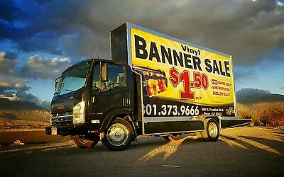 Brand new Billboard truck Isuzu Npr 2008