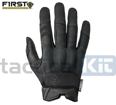 First Tactical Men's Hard Knuckle Glove - Tactical Military - High Dexterity