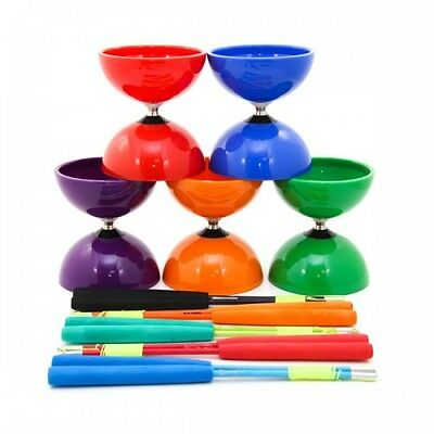 Big Top - Bearing Diabolo Set, Superglass Diablo Sticks Kids Diablo & Handsticks