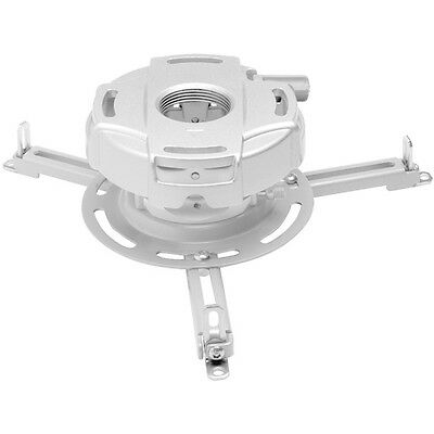 Peerless PRGS White Universal Projector Mount For Projectors Up To 22KG