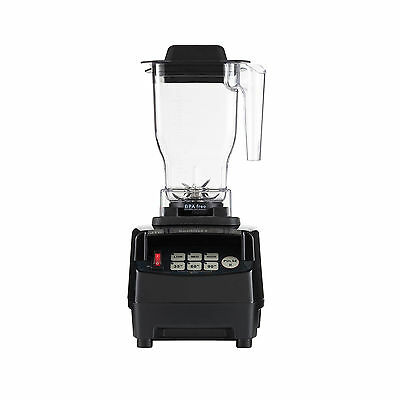 JTC OmniBlend V Professional Commercial Blender + NEW1.5L BPA-Free Jug in Black
