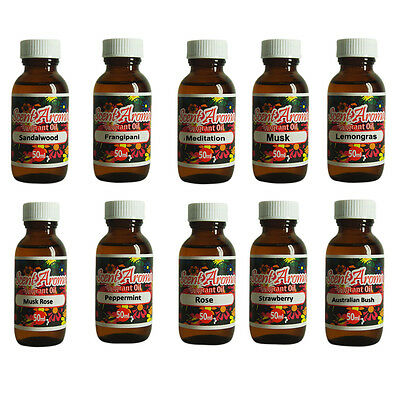 NEW 15ml Burnable in Oil Burners, Scented Aroma, Fragrant Oil - Aphrodesia