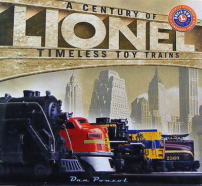 Lionel: A Century of Timeless Toy Trains - 100th Anniversary Book
