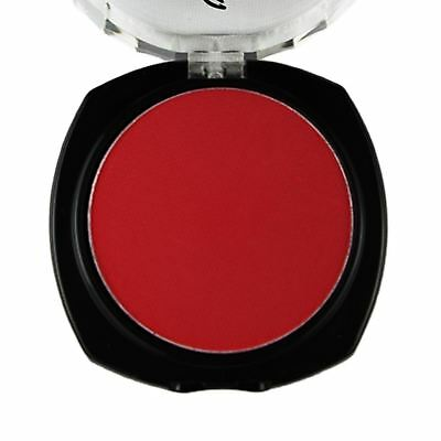 Stargazer Pressed Powder Eyeshadow Deep Red Bright Eye Make Up