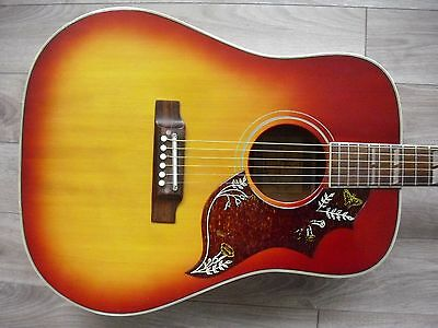 1971 Lyle Hummingbird Acoustic Guitar