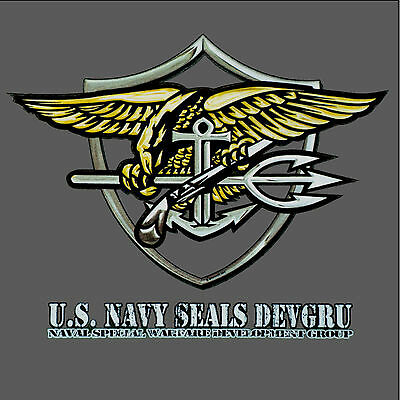 US Navy Seals T-Shirt Special Forces Army marines Elitetruppe Emblem 3038