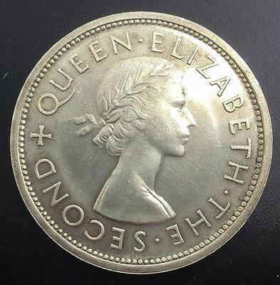 Southern Rhodesia 1953 PROOF  Rhodes Crown