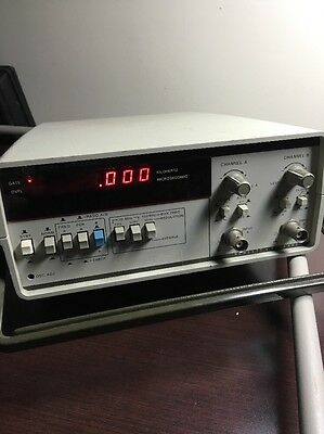 HP5314A 100 MHz/100 ns Universal Counter