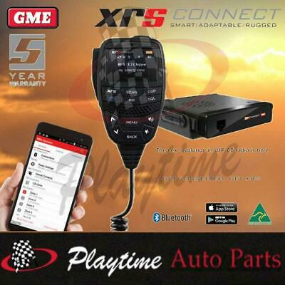 Gme Xrs-370C Connect 5Watt 80 Channel Bluetooth Uhf Cb Radio Android Iphone