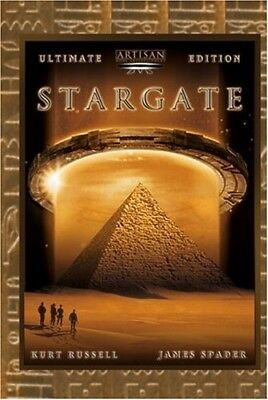 STARGATE (1994) - ULTIMATE Edition - REMASTERED Original SG-1 Movie  NEW  DVD R1