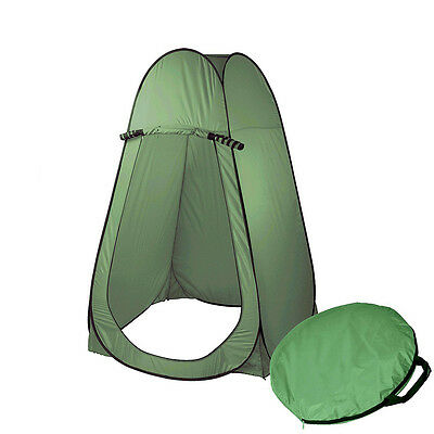 New Pop Up Shower Tent Camping Outdoor Beach Change Room Shelter  Toilet Ensuite