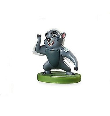 Bunga Honey Badger Disney Lion Guard King Figurine Action Figure Toy Cake Topper