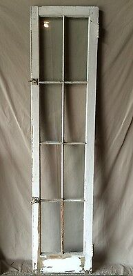 Individual 8 Lite Antique Vintage French Door Window Sash Casement 1801-16