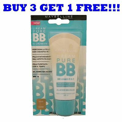 Maybelline Pure BB Cream Light (Euro Packaging) 30ml