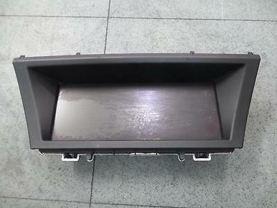 Bmw X5 Radio/cd/dvd/sat/tv Display Screen, E70, 03/07-08/13 1562205