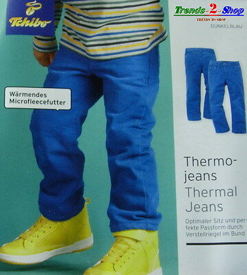 TCM Tchibo Thermo Jeans Trousers Winter padded denim Autumn