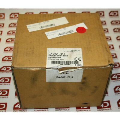 Johnson Controls DA-3001-7614 SERVO MOTOR CONTROLLER 24V 50HZ - New Surplus Open
