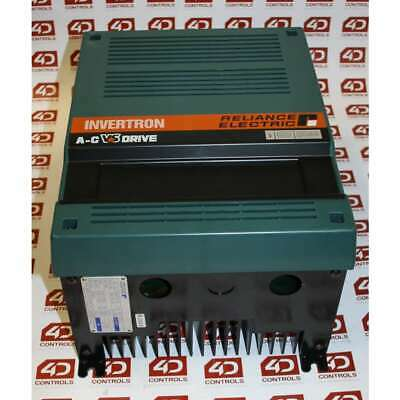 Reliance Electric 762'18-30 TYPE BTI015-0, AC DRIVE, - Used