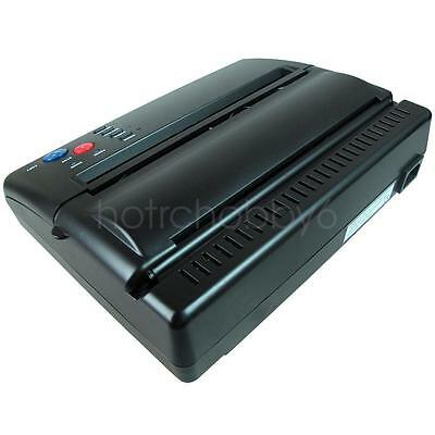 Tattoo Stencil Transfer Flash Copier SPIRIT Thermal Hectograph Printer Machine c