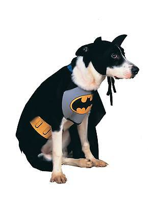 DC Comics I Am Batman Dog Costume