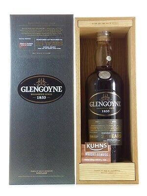 Glengoyne 25 Jahre Highland Single Malt Scotch Whisky 0,7l, alc. 48%