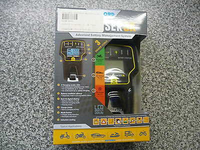 Oxford Oximiser 3x Motorcycle Battery Charger El200
