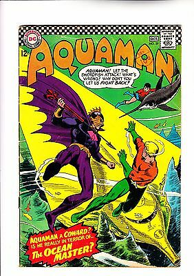 Aquaman 29 1st app of Ocean Master