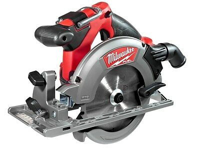 """Milwaukee M18Ccs55-0 18V Fuel Brushless Cordless 6/1/2"""" Circular Saw - Skin Only"""