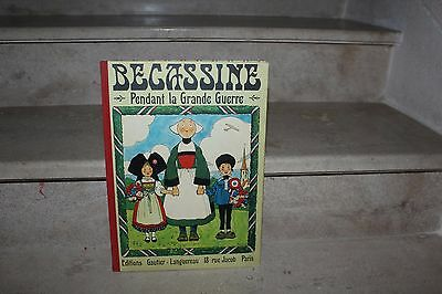 becassine pendant la grande guerre (réedition de 1968)
