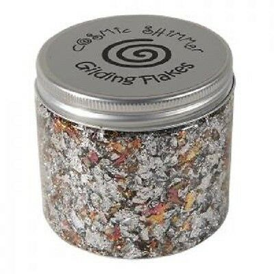 Cosmic Shimmer RED SPECKLE Gilding FLAKES 200ml CSGFREDSPECK
