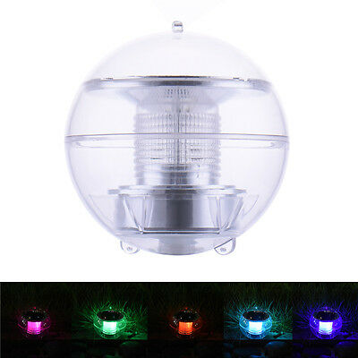 LED Light Solar Power Swimming Pool Automatical Color-Changing Floating Ball