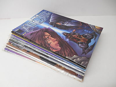 Witchblade Image Top Cow Comic Books Some Michael Turner Art