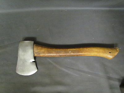 VINTAGE OVB OUR Very Best Hunting Camping Hatchet Ax Axe Hatchet Farm Tool