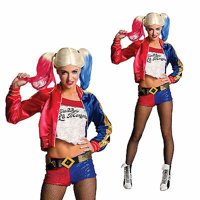 Rubies Mujer Official Suicide Squad Harley Quinn Mujer Disfraz